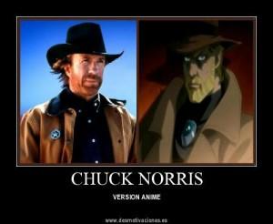 Chuck Norris: il mito continua [#3] - image by: markdean2012 on deviantart