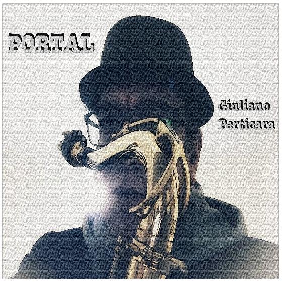 Nuovo Album: PORTAL - Giuliano Perticara - front
